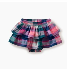 Tea Collection Madras Plaid Ruffled Bloomers