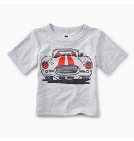 Tea Collection Muscle Car Baby Tee