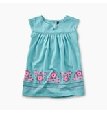 Tea Collection Graphic Empire Baby Dress