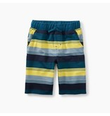 Tea Collection Print Cruiser Shorts