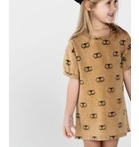 Rylee & Cru Owl Terry Shirt Dress
