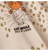 Mini Rodini Cat Advice Baby Dress