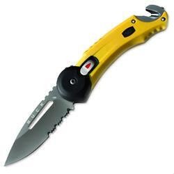 Buck Knives Redpoint Rescue Yellow
