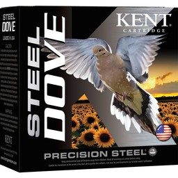 Kent Kent Steel Dove Shotgun Shells (250-Rounds)