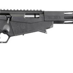 "Ruger Precision Rimfire Rifle .22LR 18"" Threaded Barrel Adjustable Trigger w/ 2 Magazines"