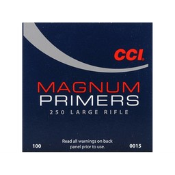 CCI CCI Magnum Large Rifle Primers (100-Count)