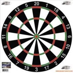 """Infinity Target 18""""x18"""" Mega Dart Face"""