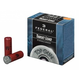 Federal Federal Top Gun Target Loads (25 Rounds)