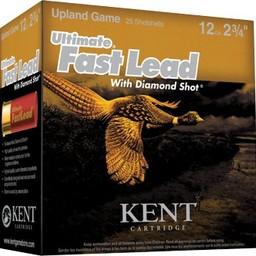 Kent Kent Ultimate Fast Lead w/ Diamond Shot Shotgun Shells (250-Rounds)