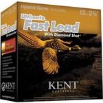 Kent Ultimate Fast Lead w/ Diamond Shot Shotgun Shells (25 Count)