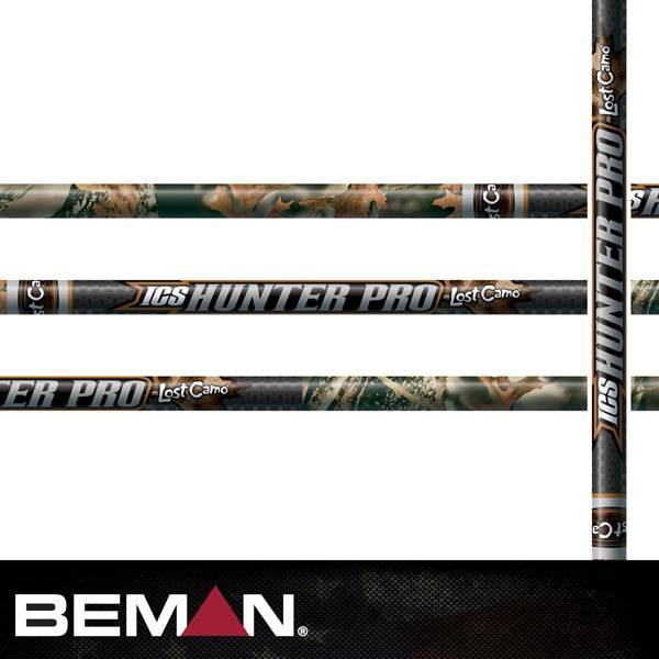 Beman ICS Hunter Pro Camo Arrows