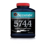 Western Powders Inc. Accurate 5744 Double-Base Smokeless Propellant 1lb