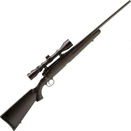 """Savage Arms Savage Axis XP .270 Win. Black Synthetic 22"""" Barrel w/ 3-9x40mm Scope"""