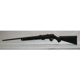Savage Arms UG-12323 USED Savage 93R17F .17HMR Blued Barrel Black Synthetic Stock