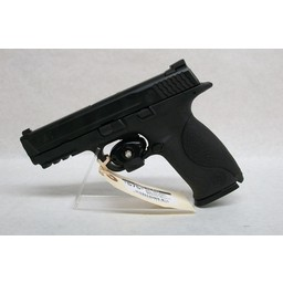 UHG-6354 USED Smith and Wesson M&P9 9mm w/ Magazine, Magazine Holder, and Speed Loader