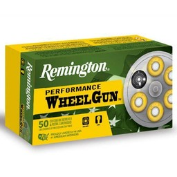 Remington Remington Wheel Gun .38 S&W 146 Grain Lead Round Nose (50 Rounds)