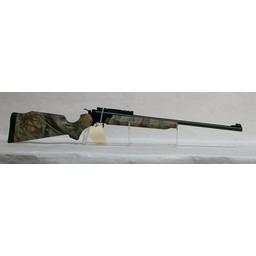 UG-12341 USED Thompson/Center Arms Hot Shot Single Shot Youth Rifle .22LR w/ Rail