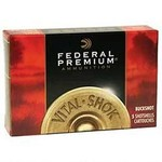 "Federal Premium 12 Gauge 2 3/4"" Shot #00 Buckshot 1290FPS (5-Rounds)"