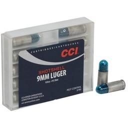 CCI CCI 9mm Luger Shotshell 1/8oz. Shot #12  (10-Rounds)