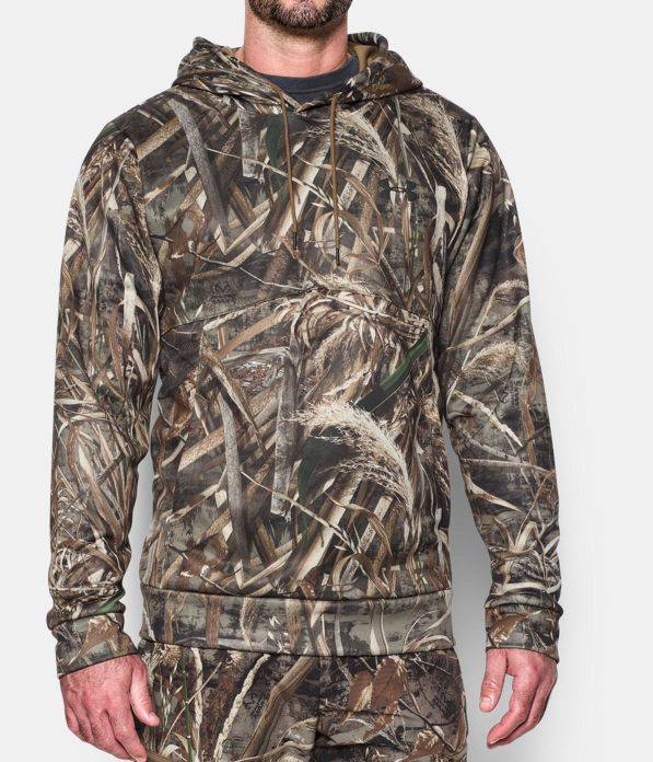 Under Armour Under Armour Icon Camo Hoodie