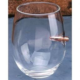 Lucky Shot Lucky Shot .308 Bullet Stemless Wine Glass