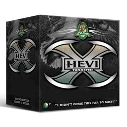 "Hevi-Shot Hevi-Shot HEVI-X Tungsten 12 Gauge 3"" #BB 1450 FPS (25-Rounds)"