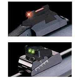 "TRUGLO ""The Illuminator"" Fiber Optic Sight for Octagonal Muzzle Loader Barrel"
