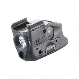 Streamlight TLR-6 100 Lumens Low Profile Tactical Light (Glock)