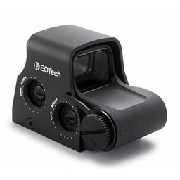 EOTech EOTech XPS2 68 MOA Ring / 1MOA Dot (Red) - CR123 Battery