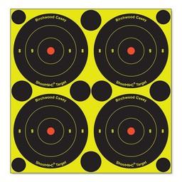 "Birchwood Casey Birchwood Casey Shoot-N-C 48 - 3"" Self Adhesive Targets"