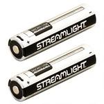 Streamlight 18650 USB Battery (2-Pack)