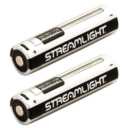 Streamlight 18650 USB Battery (2-Pack)