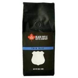 Black Rifle Coffee Company Black Rifle Coffee Thin Blue Line 12oz. Bag