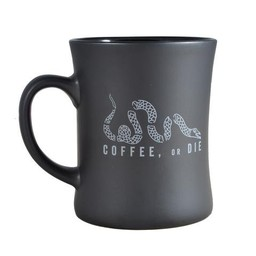 "Black Rifle Coffee Company Black Rifle Coffee Company ""Coffee Or Die"" Echo Ceramic Mug"