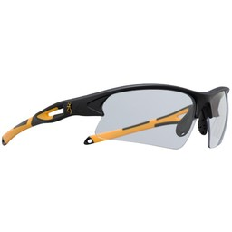 Browning Browning On-Point Shooting Glasses Black/Gold