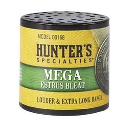 Hunter Specialties Mega Estrus Bleat Can Call