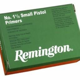 Remington Remington No. 1 1/2 Small Pistol Primers (100-Count)