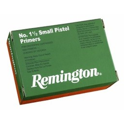 Remington Remington No. 1 1/2 Small Pistol Primers (100-Count)