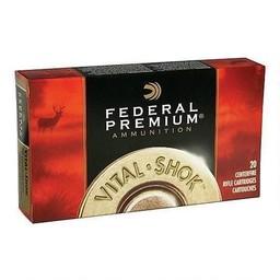 Federal Premium Federal Premium Vital-Shok .280 Rem. 140 Grain Trophy Bonded Tip (20-Rounds)