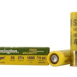 Remington Remington Slugger Shotgun Shells