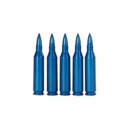 Lyman Lyman A-Zoom Blue .243 Win. Snap Cap (5-Pack)