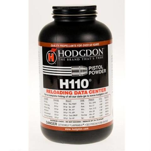 Hodgdon H110 Reloading Pistol Powder 1lb