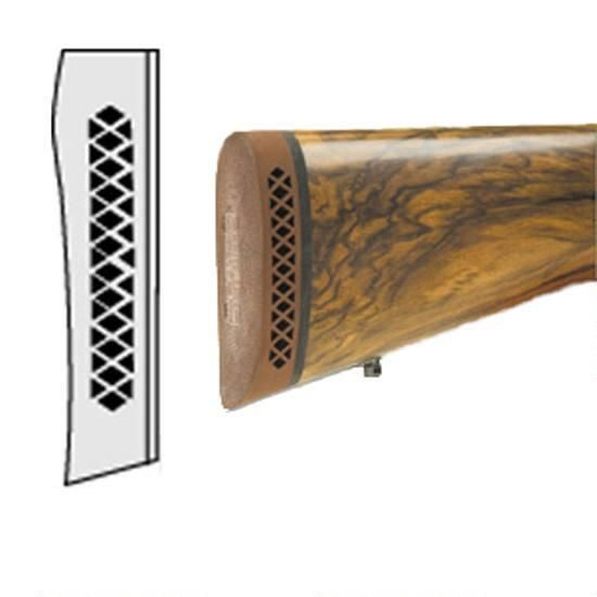 Pachmayr Recoil Pad Deluxe Field 325 Small Brown