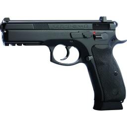 CZ 75 SP-01 9mm DA/SA Rubber Grip Tritium Sights