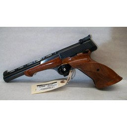 Browning UHG-6438 USED Browning Medalist Target Pistol in Original Case w/ Weights and Accessories