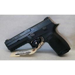 UHG-6440 USED Sig P250 9mm w/ 2 Magazines and Original Case