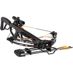 Bear X Vanish Crossbow Package 370 FPS Black Finish