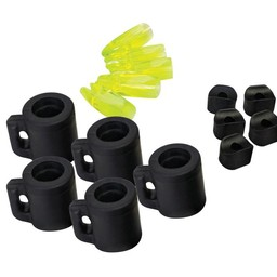 Cajun Pro Slide Fishing Arrow Slides (5-Pack)