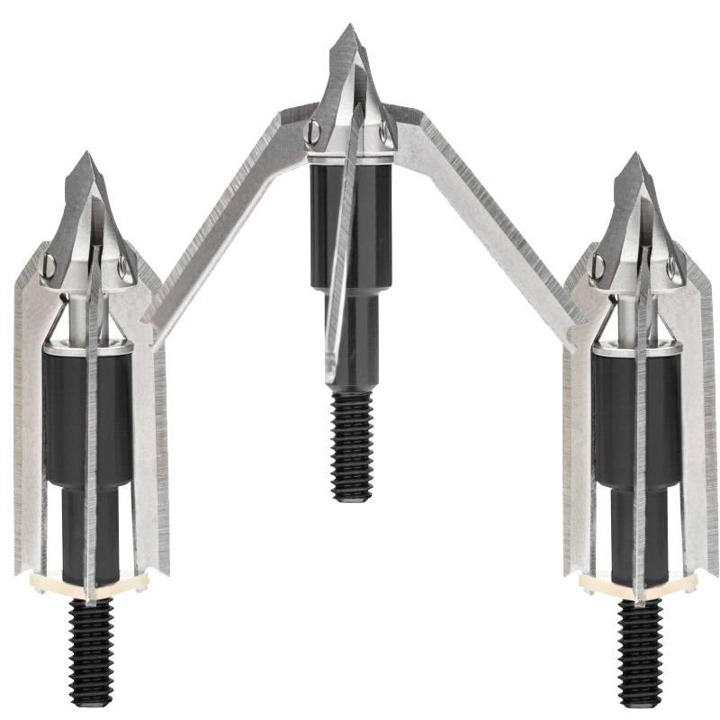 "Rocket Meat Seeker 100 Grain 3-Blade 2"" Cutting Diameter Broadhead"