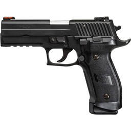 Sig Sauer P226 LDC II 9mm Black Finish w/ Adjustable Sights and 2 Magazines